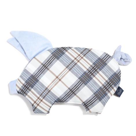 Imagine Perna Sleepy PIG Velvet - Camp cross - Powder blue