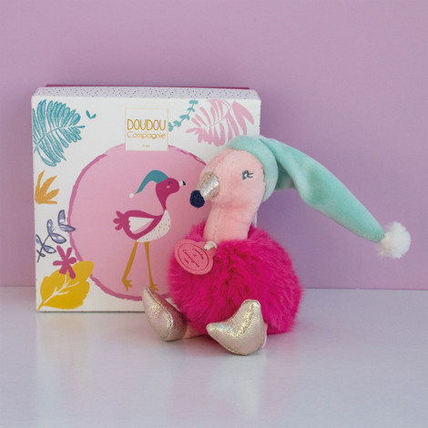 Imagine Jucarie Flamingo Les Minizoo