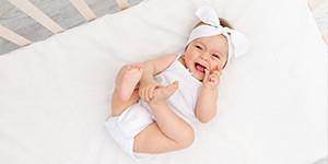 Body-ul pentru bebeluși - un articol vestimentar de primă importanță