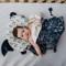 Imagine Patura Medium Light Velvet Collection - French Riviera Boy